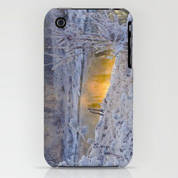 It's Gold Outside iPhone & iPod Case by Mixed Imagery