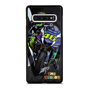 MOTO GP ROSSI THE DOCTOR STYLE Samsung Galaxy S10 Case