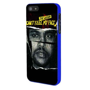 Weeknd Can'T Feel My Face iPhone 5 Case Available for iPhone 5 iPhone 5s iPhone 5c iPhone 4/4s