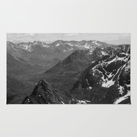 Archangel Valley Rug by Kevin Russ