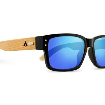 Wooden Sunglasses // Hendry 44