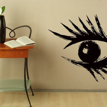 Wall Decal Vinyl Sticker Eye Vision  Art Design Room Nice Picture Mural Decor Hall Wall Chu1380