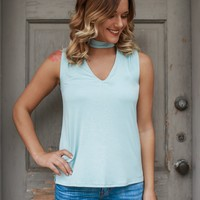 Midnight Madness Tank - Periwinkle