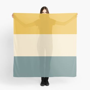 'Sunshower' Scarf by Space & Lines