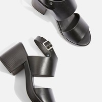 Daphne Chunky Sandals - Sandals - Shoes