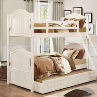 Bethany Beach Twin over Twin Bunk Bed