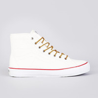 Vans Sk8-Hi Binding CA (10oz Canvas) Marshmallow