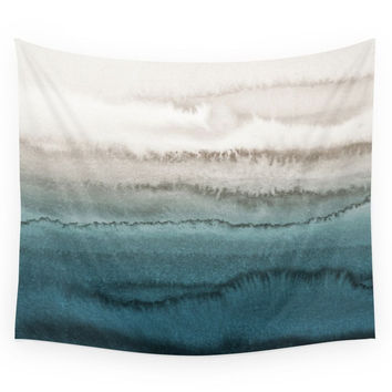 Society6 WITHIN THE TIDES - CRASHING WAVES Wall Tapestry