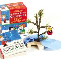 A Charlie Brown Christmas Mini Kit: A Book and Tree Kit