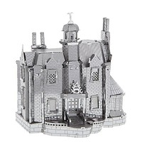 Disney Parks Haunted Mansion House Metal Model Kit 3D New