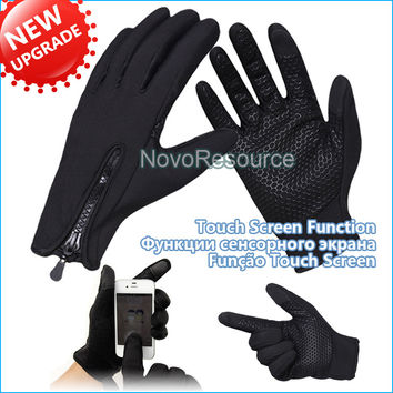 Touch Screen Windproof Tactical Gloves Men Women army guantes tacticos luva winter gloves luvas de inverno tactical luvas