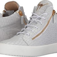 Giuseppe Zanotti Mens May London Mid Top Zayn Sneaker