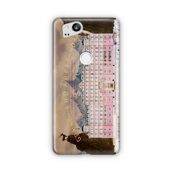 The Grand Budapest Hotel Google Pixel 3 Case | Casefantasy