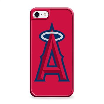 LOS ANGELES BASEBALL LOGO PINK iPhone 6 | iPhone 6S case