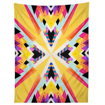 Elisabeth Fredriksson Bubblegum Mountains Tapestry
