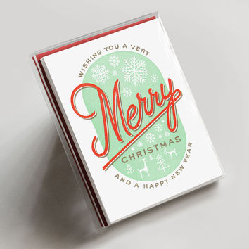 Merry Mint Christmas Boxed Set