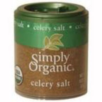 Simply Organic Mini Celery Salt Blend (6x.85 Oz)