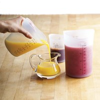 Flex-It Silicone Measuring Cup Set