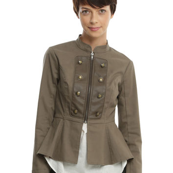 Disney Peter Pan Pirate Captain Girls Jacket