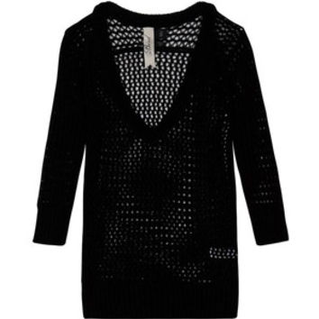 Bird By Juicy Couture Open Weave Sweater
