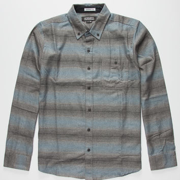 Ezekiel Coastal Mens Shirt Charcoal  In Sizes