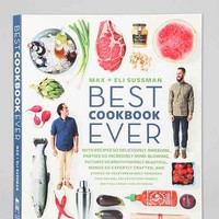 The Best Cookbook Ever By Max & Eli Sussman- Assorted One