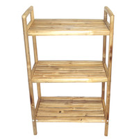 Bamboo Media Shelf (Vietnam)