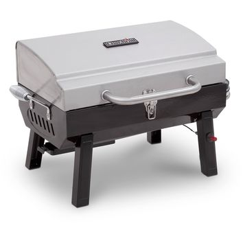 Char-Broil 465640212 Tabletop Gas Grill - Stainless Steel