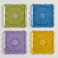 Marcella Plates, Set of 4