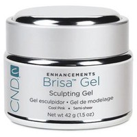 CND - Brisa Sculpting Gel - Cool Pink - Semi Sheer 1.5 oz