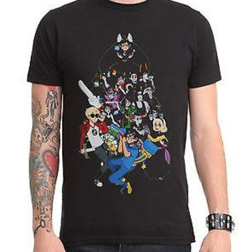Licensed cool NEW HOMESTUCK BETAS TROLLS GROUP Licensed ADULT T-SHIRT Tee HOT TOPIC EXCLUSIVE