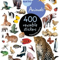 PlayBac Sticker Book: Animals