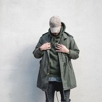 M-51 Fishtail Assault Parka