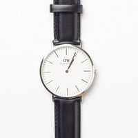 Classic Sheffield 40mm Black Silver