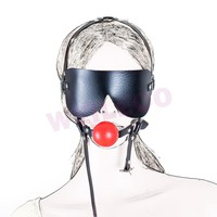 harness blindfold open mouth gag ball adult sex toys bdsm bondage set fetish slave bdsm sex toys for couples adult games