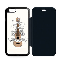 Twenty One Pilots Ukulele Song Lyrics iPhone 6 Plus|6 Flip Case  Sintawaty.com