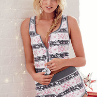 Fireside Henley Tank - The Fireside Collection - Victoria's Secret