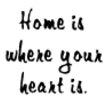 Home Is Where Your Heart Is (74461-B)
