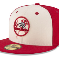 New York Yankees New Era MLB Vintage Throwback 59FIFTY Cap