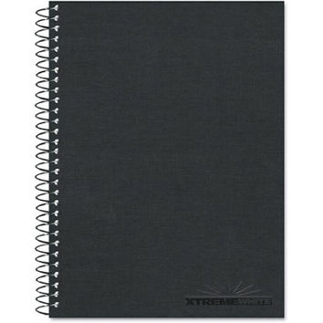 "National Brand 6-3/8"" x 9-1/2"" College Rule 3-Subject Notebook, 120 Sheets"