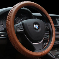 On Sale Car Acessory Cars Decoration Luxury Steer Wheel Cover = 4860734212