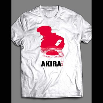 JAPANESE ANIME AKIRA INSPIRED SHIRT