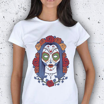 Ghost Figure Women T-Shirt / Special Production (Limited Edition)