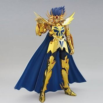 Special offer LC model cancer deathmask action figure Saint Seiya death mask Cloth Myth Gold EX toy