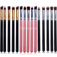 5pcs Eye brushes set eye shadow Blending Pencil brush Makeup tools Cosmetic Brushes  SV000968 = 1708679300