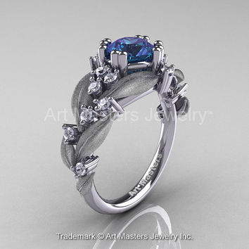 alexandrite rings engagement matching il diamond ring band princess listing
