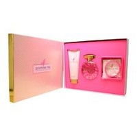 Promise Me Women Giftset (Eau De Parfum Spray, Body Wash Cream, Promise Me Rubberband)