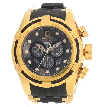 Invicta 16006 Men's Jason Taylor Bolt Zeus Grey Dial Steel & Rubber Strap Chronograph Dive Watch