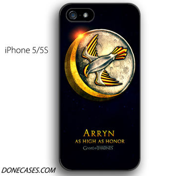 house arryn game of thrones iPhone 5 / 5S Case