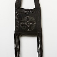 Calleen Cordero Womens Carson Crossbody - Black, One